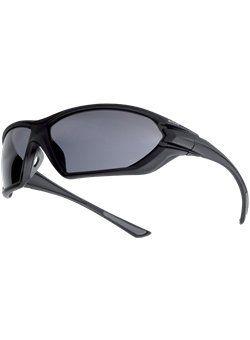 Starline - 22809 - SBT05G - Bollé Assault Smoke Glasses   Ballistic polycarbonate lens protection sunglasses ensure maximum protection