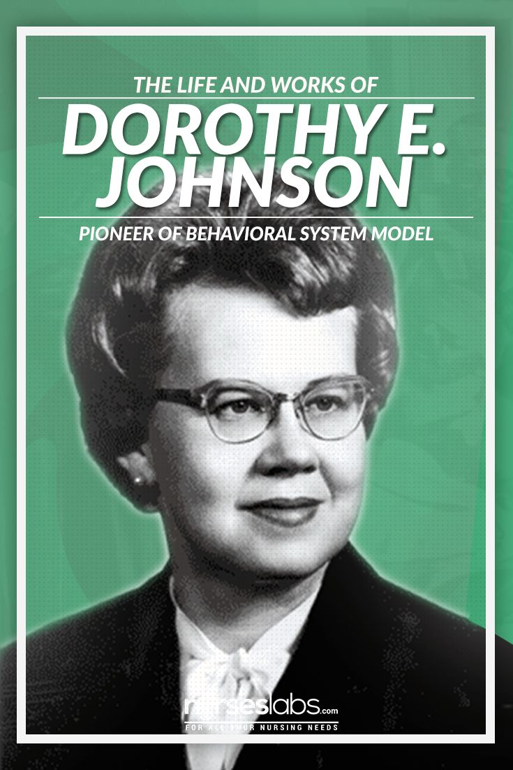 dorothy e johnson behavioral model Download presentation powerpoint slideshow about 'dorothy johnson s behavioral systems model' - sirvat an image/link below is provided (as is) to download presentation.