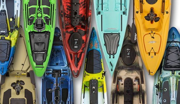 Top 10 Fishing Kayaks - Our Picks For Best Fishing Kayak Of 2015