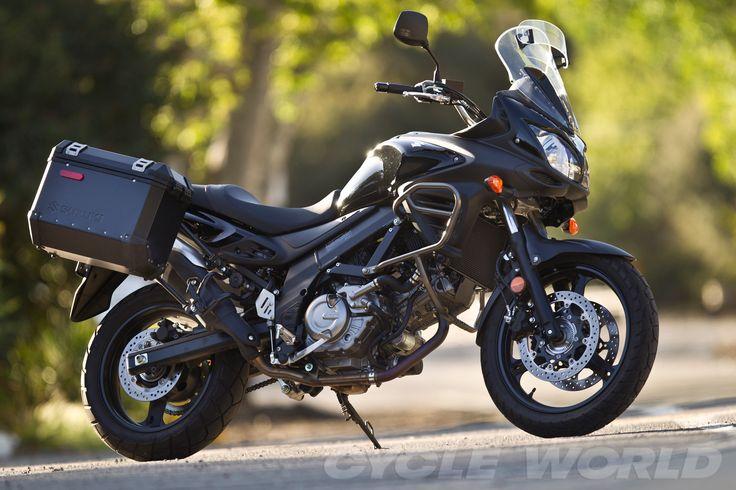 Suzuki V-Strom 650 ABS Adventure - Riding Impression