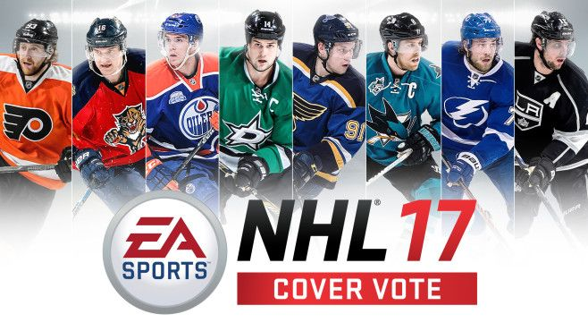 NHL 17: Cover Vote © Electronic Arts