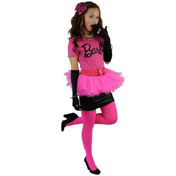 Barbie #halloween #costume #barbie #lovepink #prettyinpink //  sc 1 st  Pinterest & 28 best My Wishlist images on Pinterest | Barbie costumes Costumes ...
