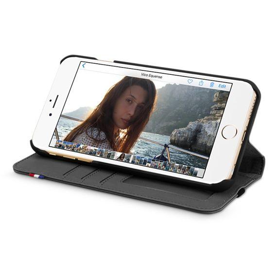 Capa tipo carteira de couro Decoded para iPhone 6 Plus/6s Plus - Apple (BR)