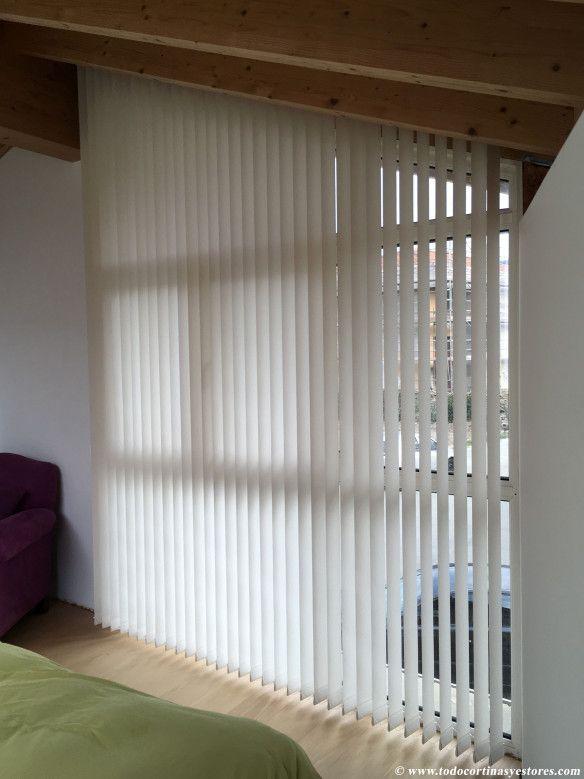 17 mejores ideas sobre cortinas de p rgola en pinterest - Cortinas venecianas verticales ...