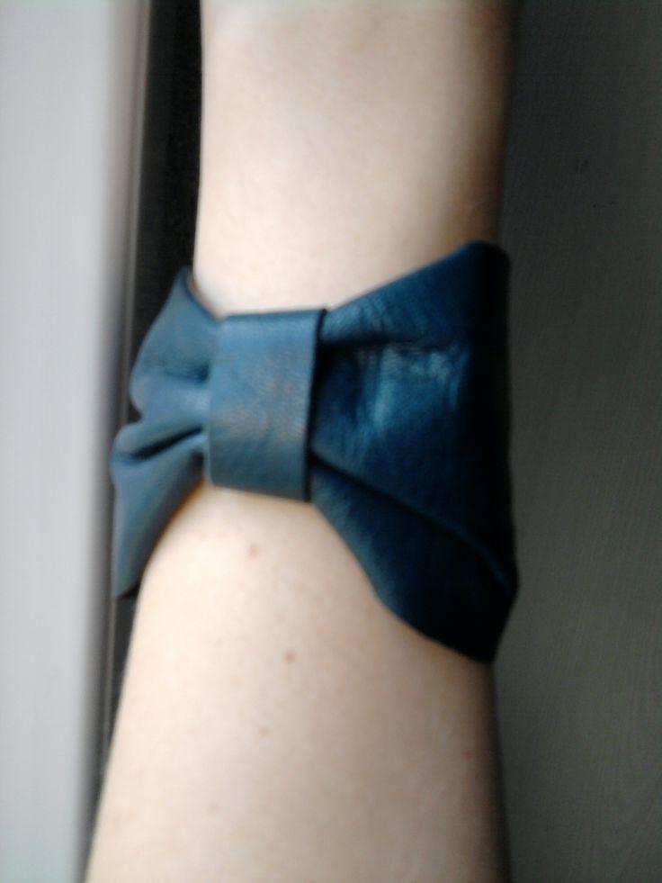 Leather Bracelet - bőr karkötő