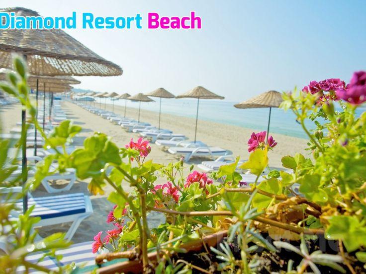 Büyükçekmece Kumburgaz Diamond Resort Otel'de Tüm Gün Plaj Kullanımı + Hamburger Menü veya Açık Büfe Kahvaltı 70 TL yerine Sadece 29 TL'den Başlayan Fiyatlarla! - Firsat.me