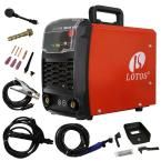 Lotos 140 Amp DC TIG/Stick Welder