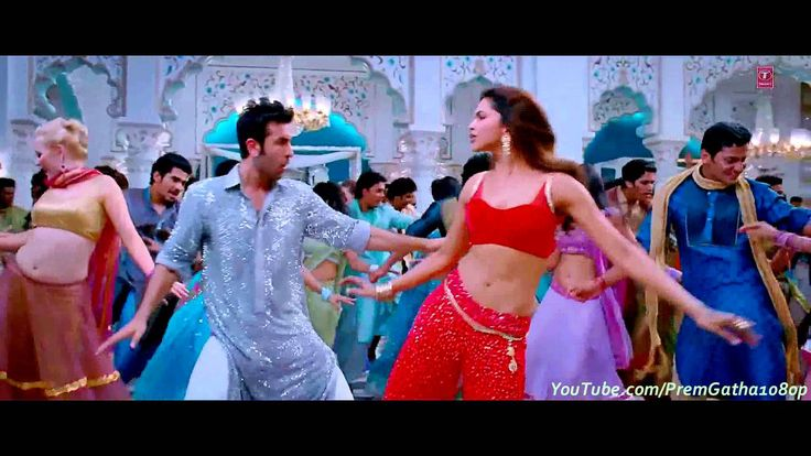 Dilli Wali Girlfriend - Yeh Jawaani Hai Deewani (1080p HD Song)