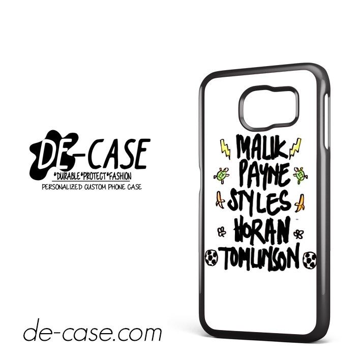 One Directin Names DEAL-8189 Samsung Phonecase Cover For Samsung Galaxy S6 / S6 Edge / S6 Edge Plus