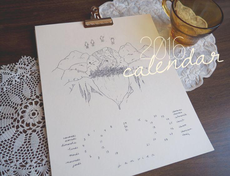 2016 Sofeel Calendar