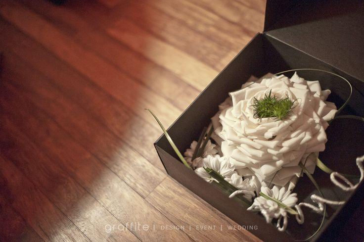 Il bouquet della sposa? Un bracciale da conservare per sempre!