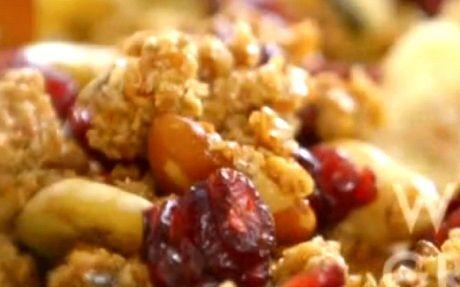 Weekend Granola by Siba Mtongana (Oats) @FoodNetwork_UK