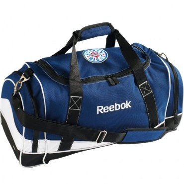 Convenient, versatile and durable, this official Reebok bag is much more than just a gym bag. Plenty of storage for all your belongings.