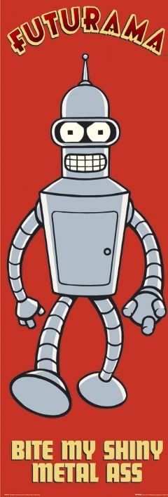 Futurama Bender the man