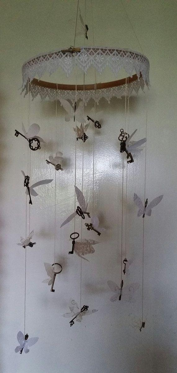 Harry Potter Flying Keys V2 Nursery Mobile