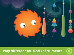 Toonia Jelly Music -  Explore a world full of musical instruments, shapes, colors, and emotions with the new app released by @Toonia  - Toonia Jelly: Music! Also, enter the giveaway to win a free copy of the app (usually $2.99)!