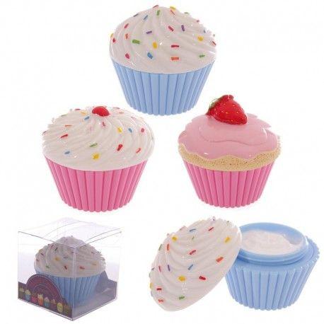 Crème Pour Mains à la rose, lavande et jasmin - Cupcake
