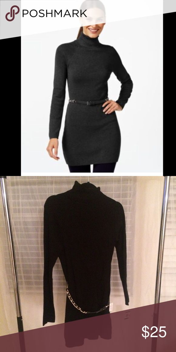 INC turtleneck dress Brand new with tags!   All items come from a clean, smoke and pet free home and are packaged in tissue.   Offers welcome! INC International Concepts Dresses Long Sleeve