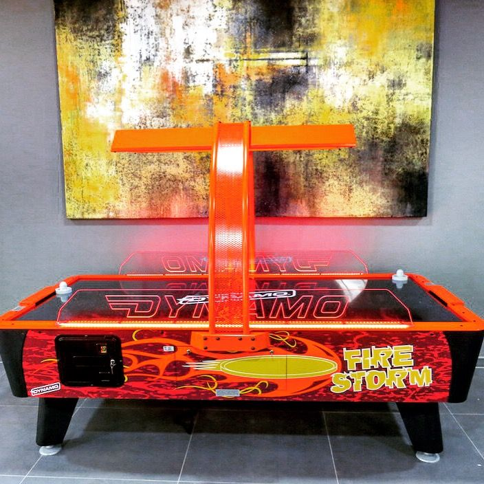 just delivered the best airhockey dynamo firestorm table in the world.  Valleydynamo makes the best airhockey tables glow in the dark with Blacklight and a top quality fast playfield.  Call us to get yours today  #gamesroom #games #mancave #mancaves #thai #thailand #thailuxury #thailandlux #thailandgames #fun #funzone #funtastic #red #redgame #coingame #bangkok #bkk #phuket #samui #huahin #pattaya #airhockeygame #hockeytable #instapicture #sanook