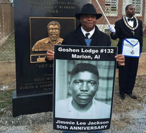 """remembering jimmie lee jackson, whose blood 50 years ago led to """"bloody sunday"""" and voting rights act"""