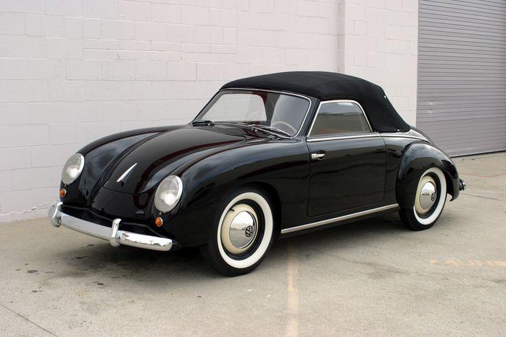 dream car / 1953 VW Dannenhauer