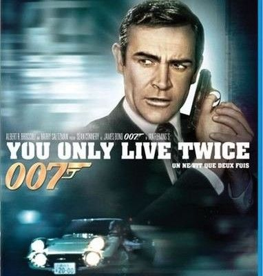 james bond movies chronological order | List Of All James Bond Movies James Bond 007 You Only Live Twice Blu ...