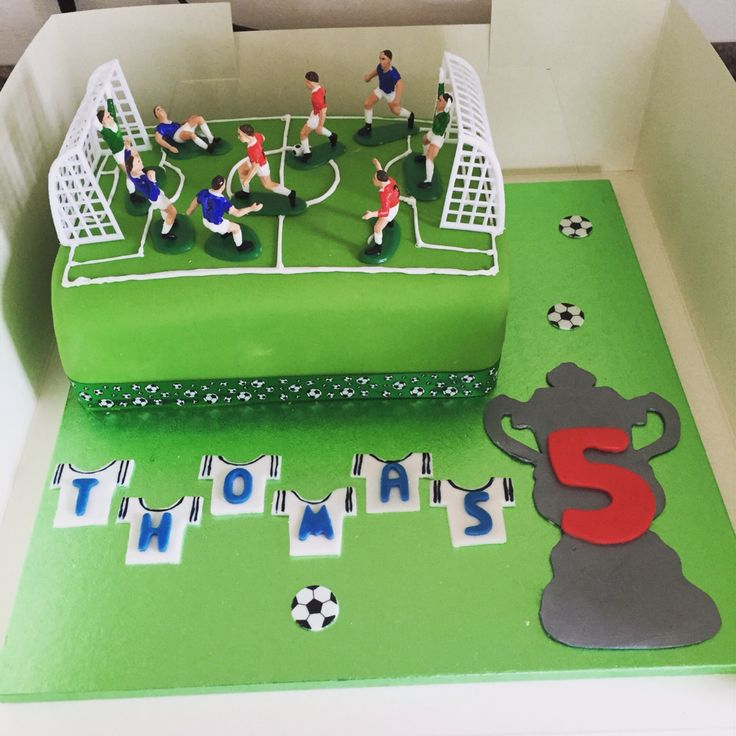Cake Decor Football : 17 Best ideas about Football Pitch Cake on Pinterest ...