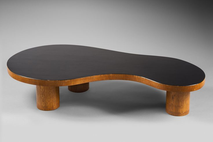 1000 images about tables on pinterest auction - Table basse jean prouve ...