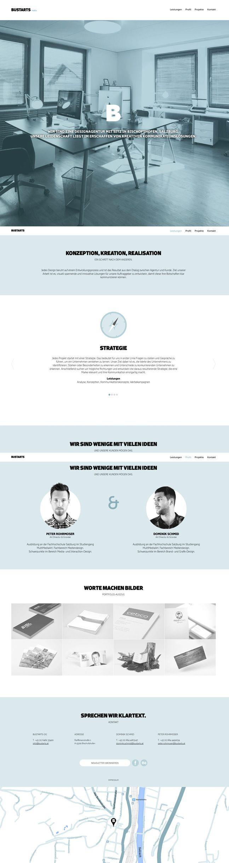 Winner 1 October 2013 BUSTARTS | Designagentur by BUSTARTS http://www.cssdesignawards.com/css-web-design-award-winner.php?id=23010 BUSTARTS is a design agency based in Bischofshofen, Salzburg. #Responsive #Scroll #WebAward #WebDesign