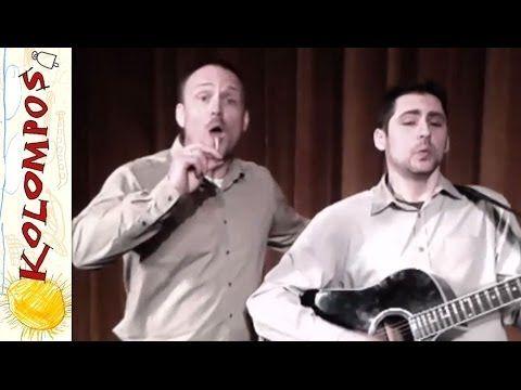 Kolompos együttes: Locsolkodós (gyerekdal, húsvéti dal)