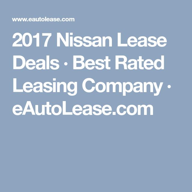 Best  Nissan Lease Ideas On   Cars On Lease Car