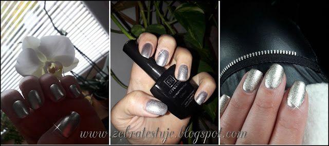 Zebra Testuje: Effective nails po raz pierwszy na paznokciach ZEB...