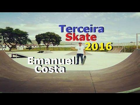 Terceira Skate 2016 - Emanuel Costa