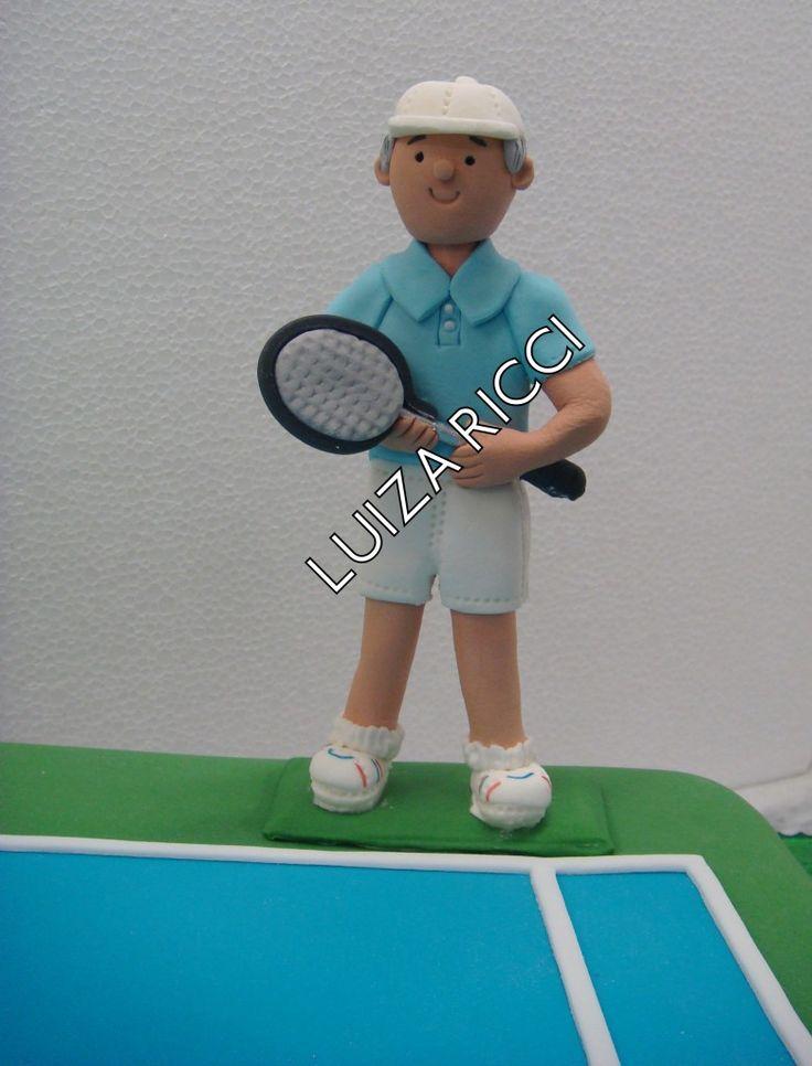 boneco tenista