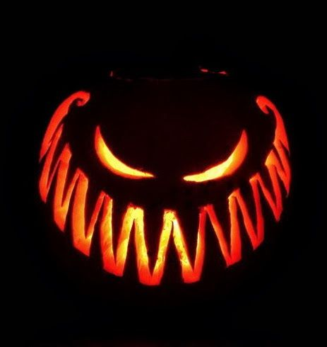 design - Cool Halloween Pumpkin Designs
