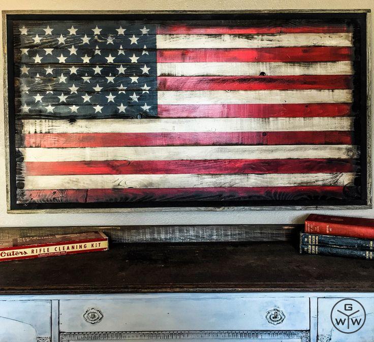 Best 25+ American flag pallet ideas on Pinterest | Pallet ...