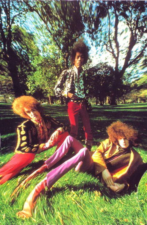 The Jimi Hendrix Experience                                                                                                                                                                                 More