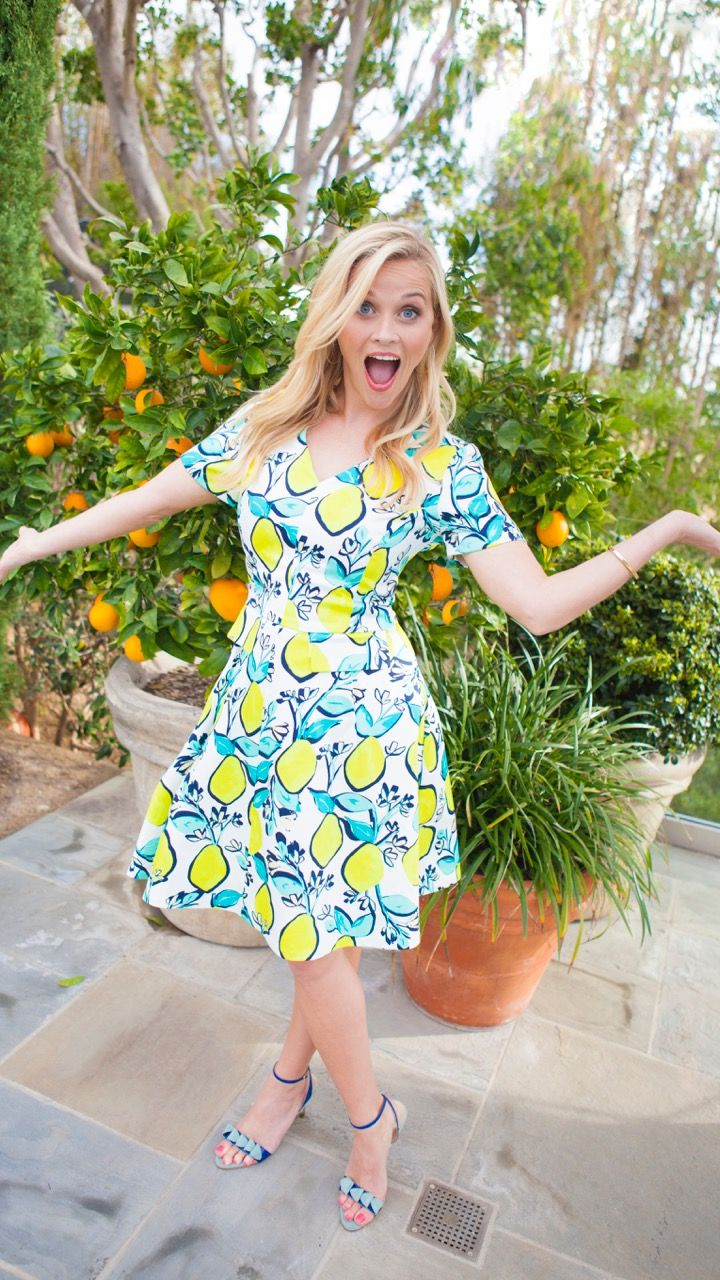 What does @pinsbyreese do when life gives her lemons? She wears them!