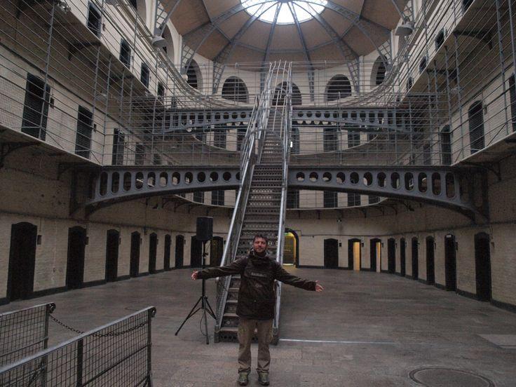Kilmainham Gaol (Jail),Dublin,Ireland