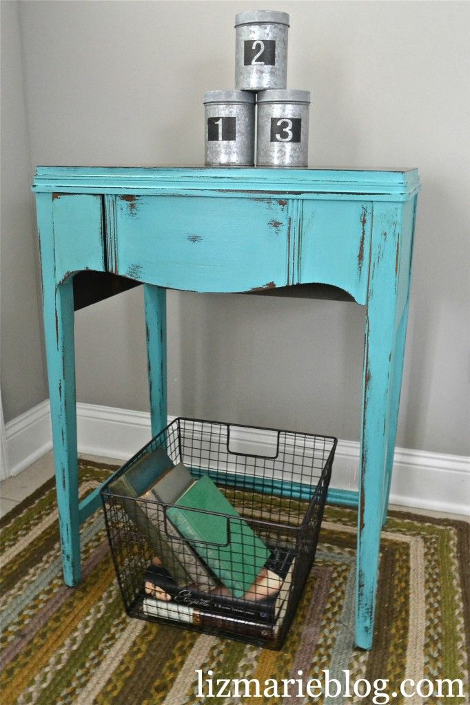 Sewing Table Numero Uno 18 best Paint