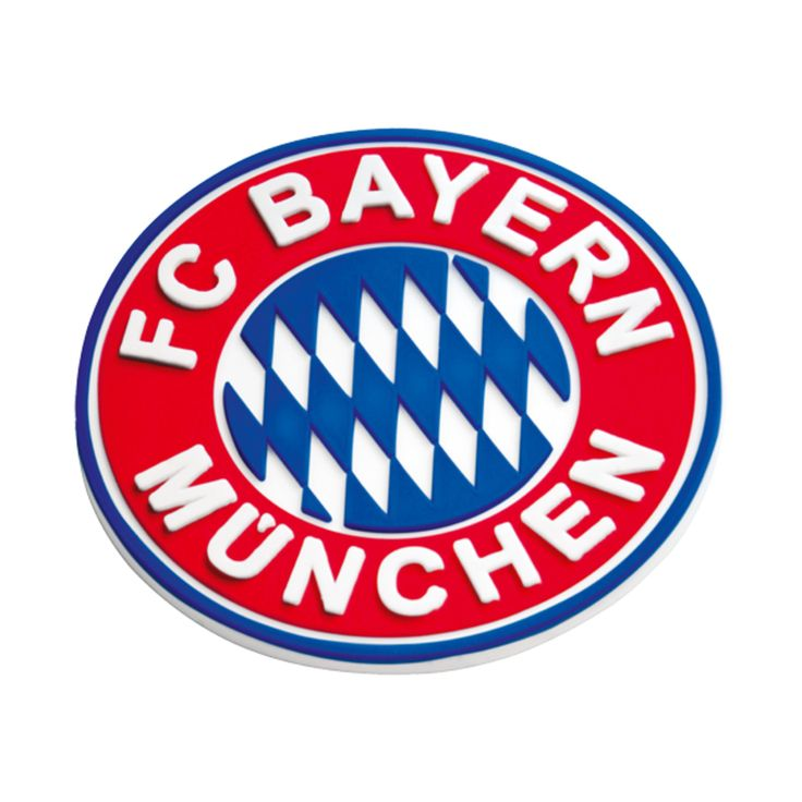FC Bayern Magnet 3D Logo - Official FC Bayern Online Store