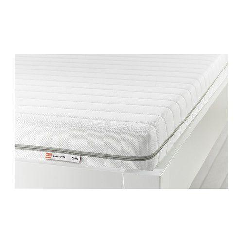 Bett weiß metall ikea  Die besten 25+ Bett 140x200 weiß Ideen auf Pinterest | Ikea betten ...