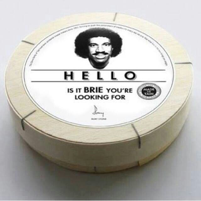 A new classic, in the same vein as my previously pinned Lionel Richie and Eurthymics memes. :)