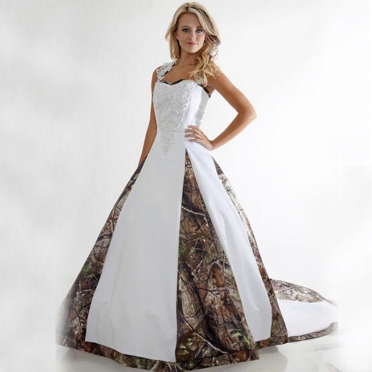 Find More Wedding Dresses Information About Plus Size Camo Dress Lace