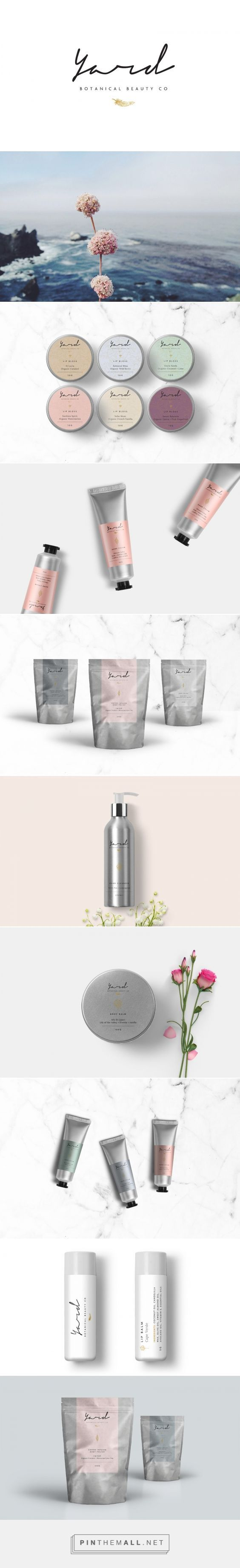 Yard Skincare Packaging by Aldershots Design Studio | Fivestar Branding – Design and Branding Agency & Inspiration Gallery