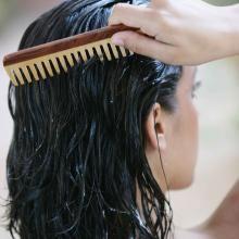 DIY: reinigende haarmaskers voor vet haar (Styletoday.be)