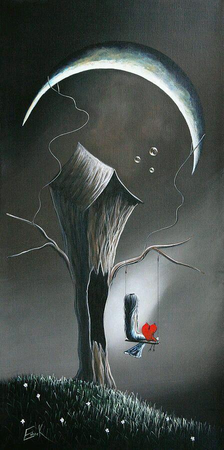 Secret Gifts By Shawna Erback Canvas Print / Canvas Art by Shawna Erback