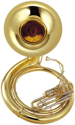 #Tubas #Sousaphones #Yamaha #shopping #sofiprice Yamaha YSH-411 Series Brass BBb Sousaphone Ysh411 Lacquer - Instrument Only - https://sofiprice.com/product/yamaha-ysh-411-series-brass-bbb-sousaphone-ysh411-lacquer-instrument-only-19201356.html