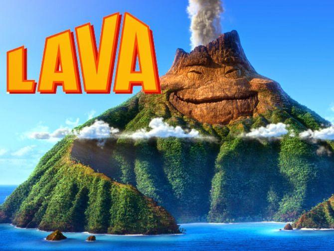 Lava, cortometraje de Pixar