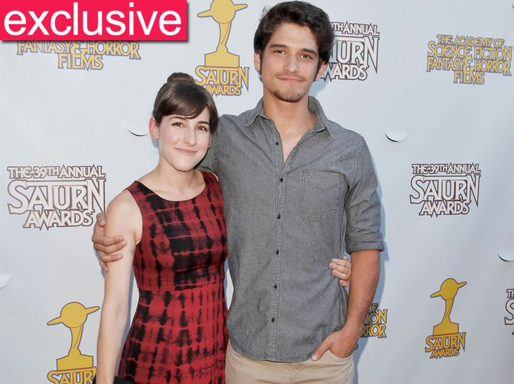 """Teen Wolf"" Star Tyler Posey Engaged!"